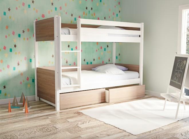 acd1a0d7c30 Παιδική κουκέτα DREAM από ξύλο οξιάς - SALTAS Έπιπλο