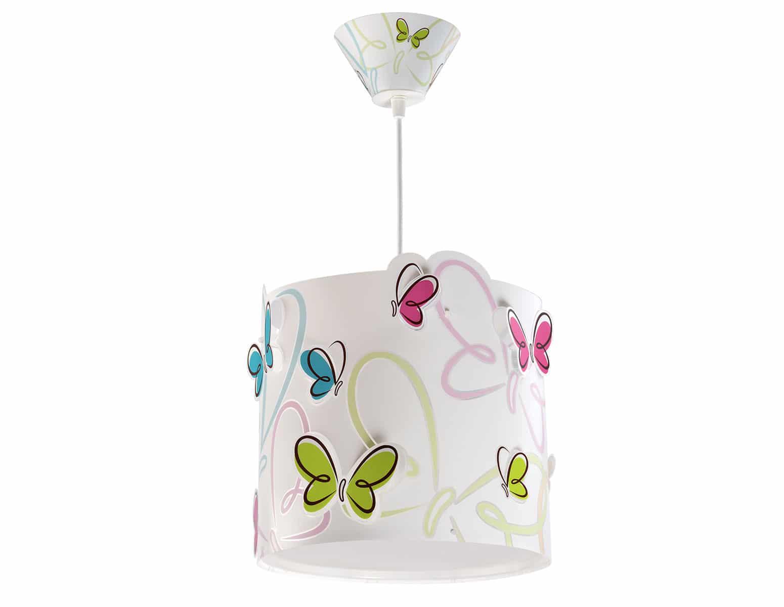Παιδικό Φωτιστικό Οροφής με Πεταλούδες