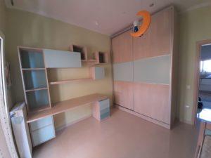 σύνθεση και ντουλάπα παιδικού δωματίου